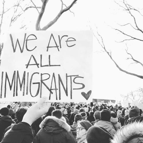 Ким Кардашьян выступила против миграционной политики Трампа