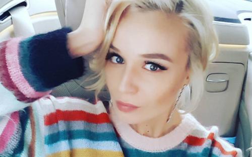 Полина Гагарина не беременна: певица показала себя без живота в спортивном зале