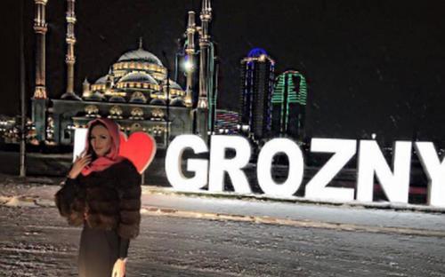 Ольга Бузова планирует быть 1 марта 2017 в Чечне