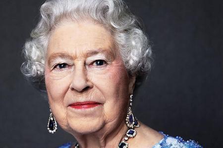 К юбилею правления Елизаветы II выпущен новый портрет королевы