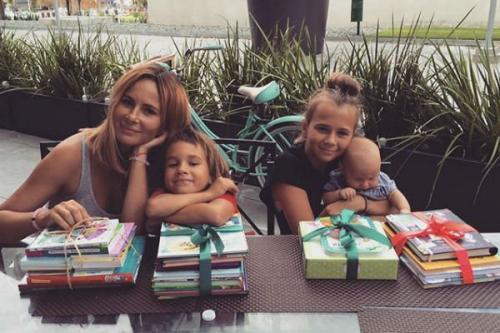 Саша Зверева рассказала о своей жизни матери-одиночки