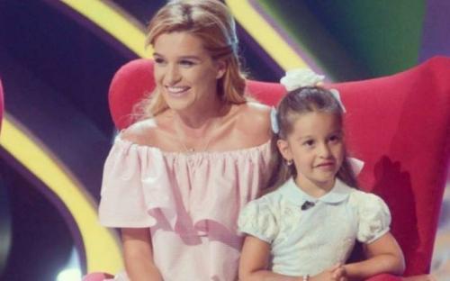 Ксения Бородина запретила старшей дочери быть ведущей на телевидении