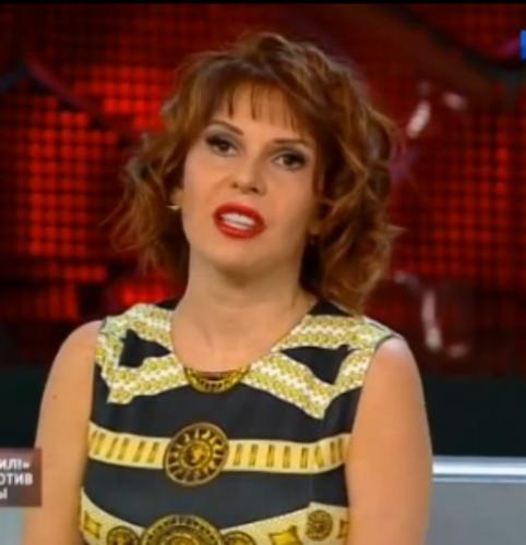 Певица Наталья Штурм терпит побои экс-супруга ради сына