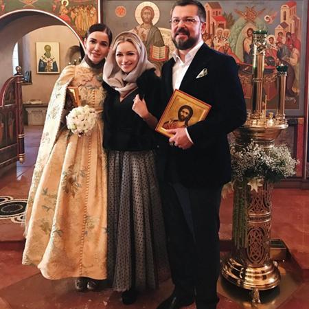 Алена Ахмадуллина, Инна Маликова и Сергей Макаров