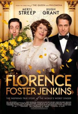 Флоренс Фостер Дженкинс / Florence Foster Jenkins (2016) BDRip 720p