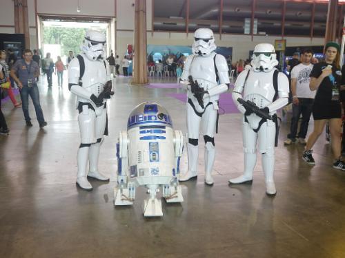 Роль R2-D2 в «Звездных войнах» исполнит шотландский актер