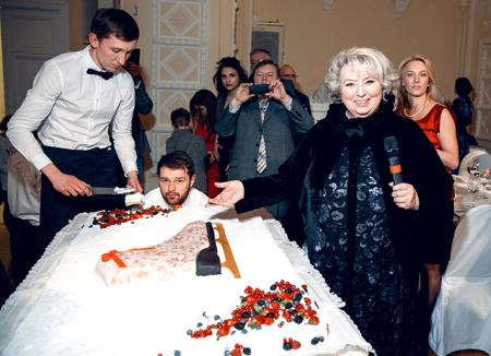 торт тарасова