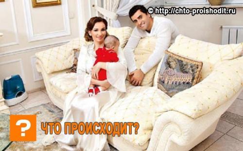 Грустная полураздетая Анфиса Чехова намекнула на развод с любимым мужем