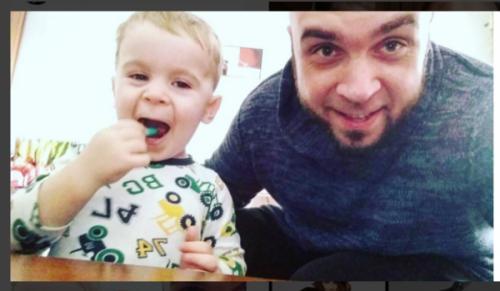 Дом-2: Глеб Жемчугов отдыхает в будни с сыном