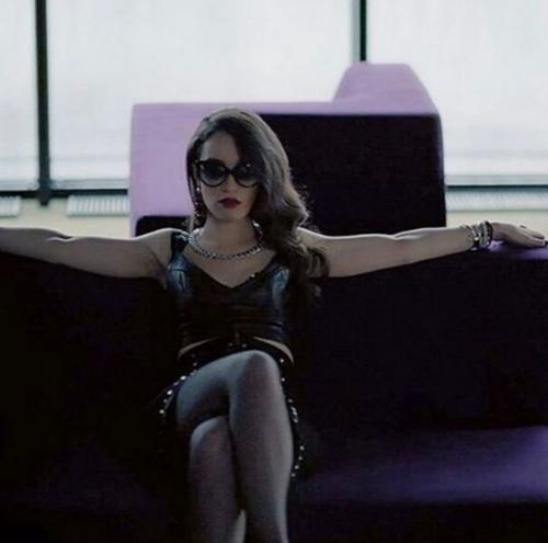 Виктория Дайнеко опубликовала голое фото после просмотра «50 оттенков серого»