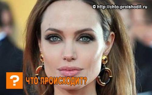 Анджелина Джоли нашла Питту замену – стало известно, кто утешает актрису