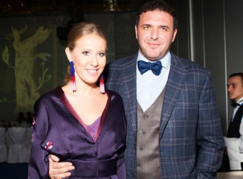 Виторган доволен неравным браком с Собчак