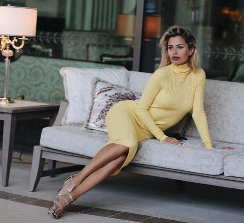 Виктория Боня после расставания с Алексом Смерфитом осталась ни с чем