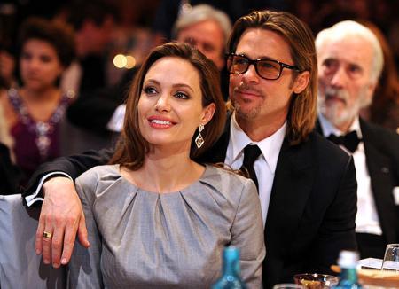 Анджелина Джоли пошла на уступки Брэду Питту в вопросе общения с детьми