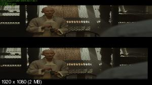 Доктор Стрэндж 3D / Doctor Strange 3D  (Лицензия BY ASH61) ВЕРТИКАЛЬНАЯ АНАМОРФНАЯ СТЕРЕОПАРА