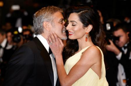 Джордж Клуни о знакомстве с Амаль Аламуддин:
