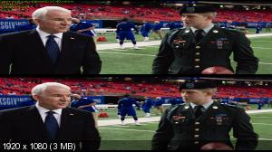Долгая прогулка Билли Линна в перерыве футбольного матча 3D / Billy Lynn's Long Halftime Walk 3D  (лицензия BY ASH61) Вертикальная анаморфная стереопара