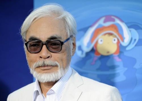 Хаяо Миядзаки работает над новым полнометражным аниме-фильмом