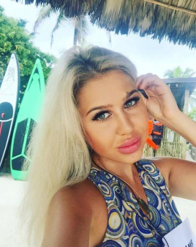 Дом-2: Маша Кохно опубликовала фото до пластической операции