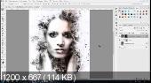 Художественный масляно-карандашный эффект в Photoshop (2017)