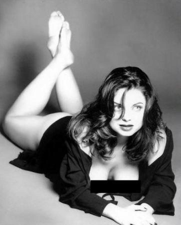 Наташа Королева. Почти 20 лет назад певица обнажилась для Playboy.