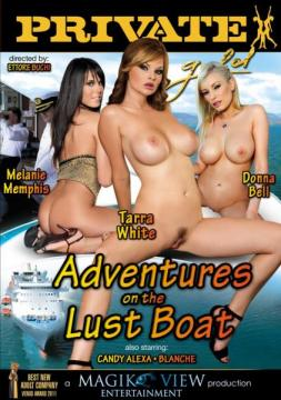 Private Gold 121 - Adventures on the Lust Boat (2012) HD 720p