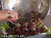 КАЗАН МАНГАЛ со Сталиком Ханкишиевым   (БАРАНЬИ ПОЧКИ по-уйгурски) (2011) SATRip