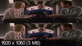 Без черных полос (На весь экран) Пассажиры 3D / Passengers 3D  Вертикальная анаморфная стереопара