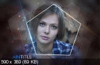 GraphicRiver - Geometrical Photo Template (2017)