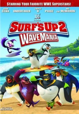 Лови волну 2 / Surf's Up 2: WaveMania (2017) WEB-DL 1080p | iTunes