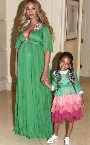 Бейонсе купила дочери платье за 26 000 долларов