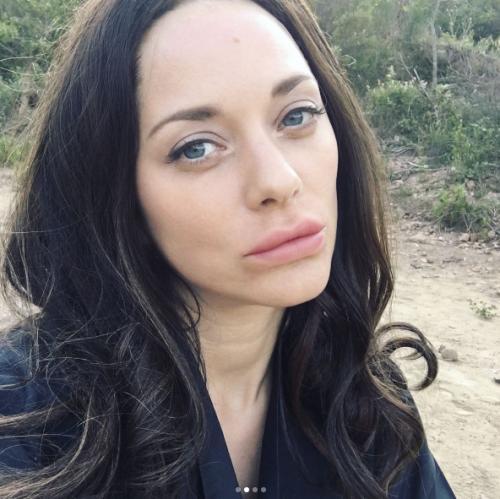 Марийон Котийяр шокировала поклонников пластической операцией на губах