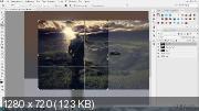 Видеоурок Ведьмак в Photoshop (2017)