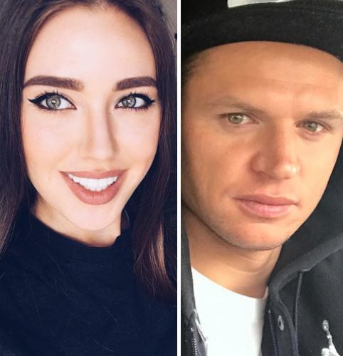 Тарасов и Костенко открыто флиртуют в Сети
