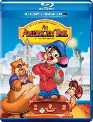 Американская история / An American Tail (1986) BDRip 720p