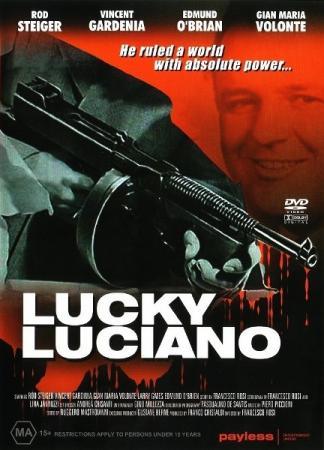 Дон Лучиано / Lucky Luciano (1973) DVDRip