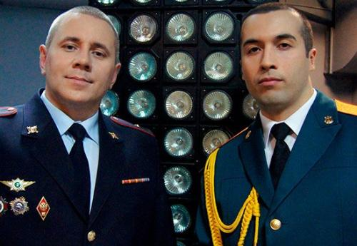 Полицейские-рэперы из Перми снялись в телешоу Первого канала «Наедине со всеми»