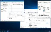 Windows 10 Pro 15058.0 rs2 LIMITa by Lopatkin (x86-x64) (2017) [Rus]