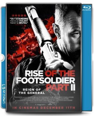 Восхождение Пехотинца. Часть 2 / Rise of the Footsoldier Part II (2015)  BDRip 1080p