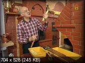КАЗАН МАНГАЛ со Сталиком Ханкишиевым   (Люля-кебаб из картофеля) (2012) SATRip