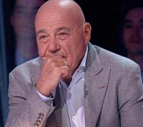 Владимир Познер игнорирует критику Максима Фадеева
