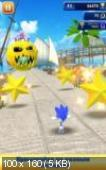 Sonic Dash [v 3.6.1.Go ] (2014) Android