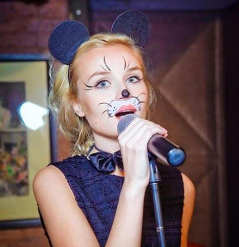 Полина Гагарина примерила образ милой грустной мышки