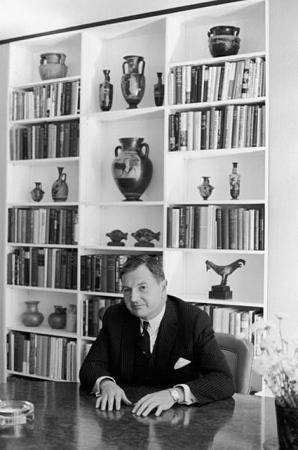 Дэвид Рокфеллер, 1967 год