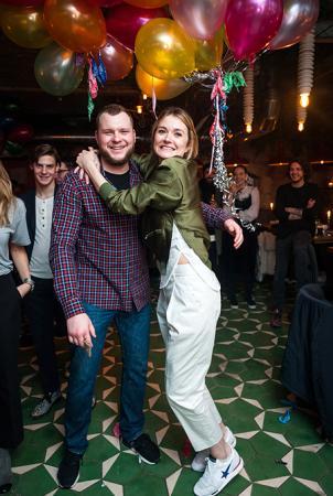 Надежда Михалкова, Светлана Бондарчук и другие гости дня рождения Резо Гигинеишвили