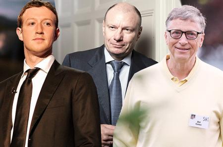 Богатейшие люди мира по версии Forbes: Марк Цукерберг, Билл Гейтс, Владимир Потанин, Леонид Михельсон и другие