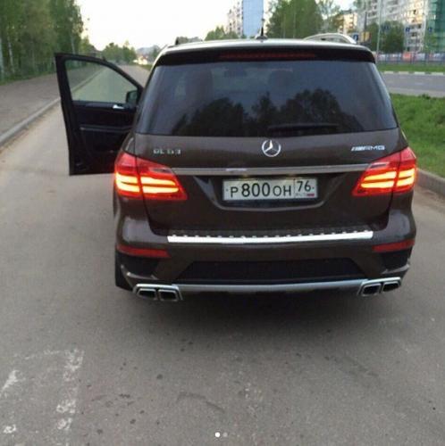 Нападающий «Локомотива» Эмиль Галимов просит отыскать его угнанный Mercedes