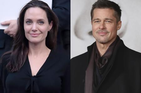 Отношения Анджелины Джоли и Брэда Питта потеплели: бывшие супруги начали мирно общаться