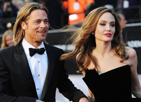 Как по маслу: Анджелина Джоли и Брэд Питт открыли новый совместный бизнес