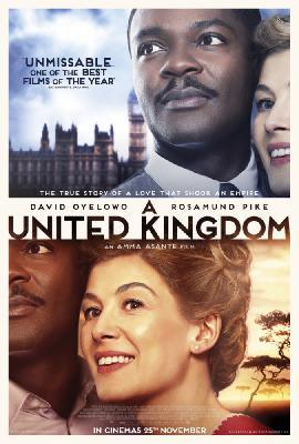 Соединённое королевство / A United Kingdom (2016) BDRip 1080p